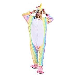 Pijama Unicornio Niña Entero Traje