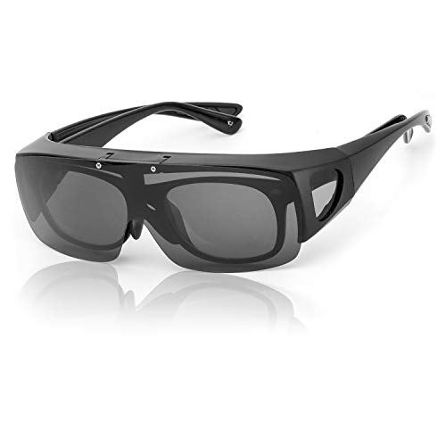 SIPHEW Gafas Sol Polarizadas Para Colocar Sobre Gafas