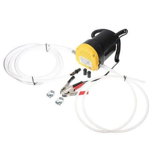 SY ZYQ Pompa Elettrica e Valvola Estrattore di pozzetto Elettrico Scavenge Scambio di trasferimento Pompa di aspirazione Pompa for Moto Motore Pompa Olio 24V 12V (Taglia : 12V)