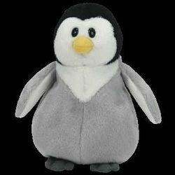 Ty Pingouin en peluche Slapshot The Penguin 15 cm