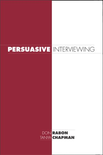 Persuasive Interviewing: A Forensic Case Analysis