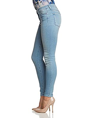 7 For All Mankind Women's HW Skinny Jeans