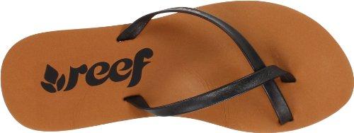 Reef Skinny Recife R1509BTC, Chaussures deau femme Noir black