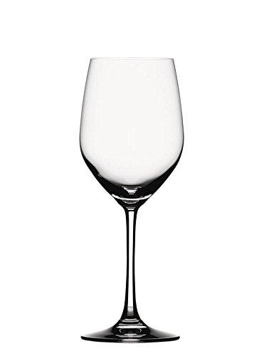 Spiegelau Vino Grande Rotwein/Wasser, 4er Set, Rotweinglas, Wasserglas, Weinglas, Kristallglas, 424 ml, 4510271 Vino Grande