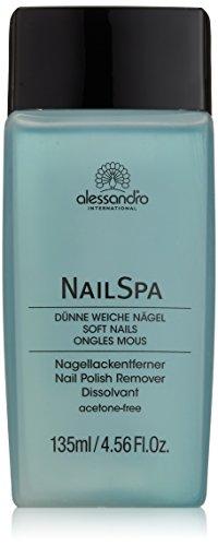 Alessandro nailspa nagellackentferner Lavande 120 ml (1 ampoule (1 x 4 oz)