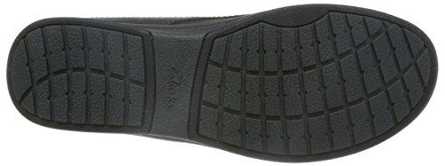 Scarpe uomo, colore Nero , marca CLARKS, modello Scarpe Uomo CLARKS RANDLE WALK Nero Nero (nero)
