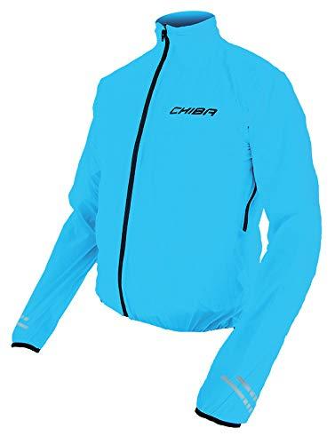 Chiba Herren Winter Race Performance Jacke, Polyester XL königsblau