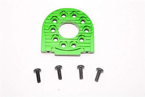 Tamiya TT-02B & TT-02 Tuning Teile Aluminium Adjustable Motor Mount (for 16T-25T) - 1Pc Green -