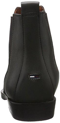Hilfiger Denim - G1385ames 2a, Stivali bassi con imbottitura leggera Donna Grigio (Grau (Grey 030))