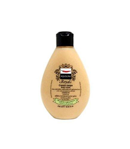 Aquo Lina Royal corpo crema/vaniglia e gelsomino 250 ml