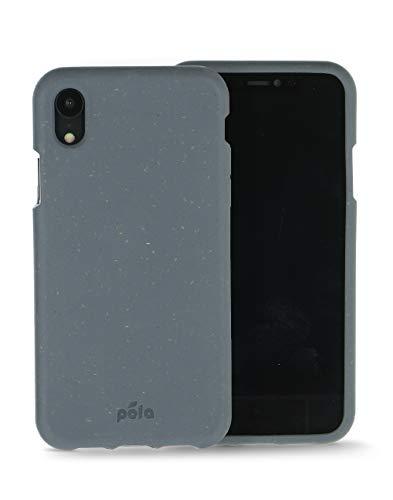 Oferta de Pela - Funda para el iPhone XR - 100% compostable - Biodegradable - Hecho con Plantas - Cero residuos (XR Shark)