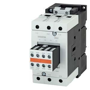 SIEMENS SIRIUS - CONTACTOR AC3 37KW/400V 230V CORRIENTE ALTERNA 2NA+2NC 3 POLOS S3