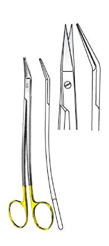 comdent 35–3082Dean Schere, 17cm, TC, Sah Edge