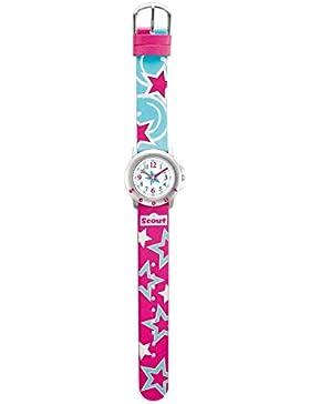 Scout Mädchen-Armbanduhr 2803930