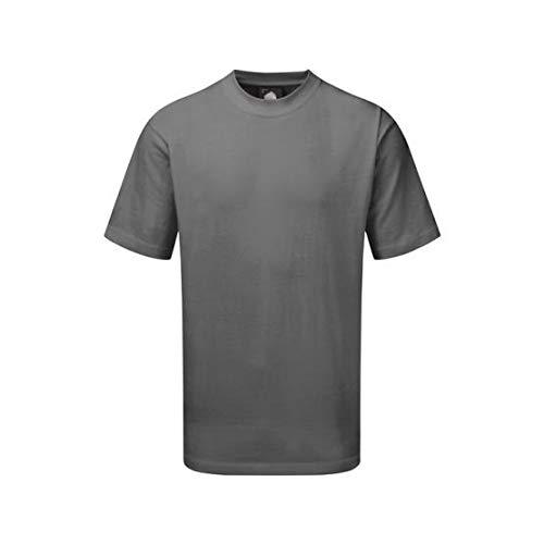 Preisvergleich Produktbild ORN Workwear 1000 Plover Premium T-Shirt,  Graphit,  Large,  10 Stück