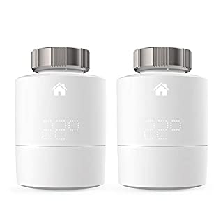 tado Smart Radiator Thermostat (horizontal mounting) - Duo Pack, Add-ons for Multi-Room Control, intelligent heating control (B07FZ4P5KR) | Amazon Products