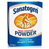 High Protein Powder (275g) - x 3 Pack Savers Deal by SANATOGEN