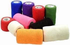 vet-wrap-cohesive-bandage-dressing-wrap-3m-black-schwarz