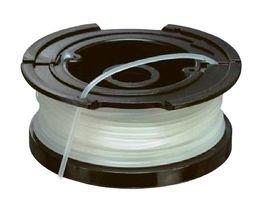 Black+Decker vollautomatische Einzelfadenspule für Rasentrimmer 10m Länge, 1.5mm Fadendurchmesser, A6481
