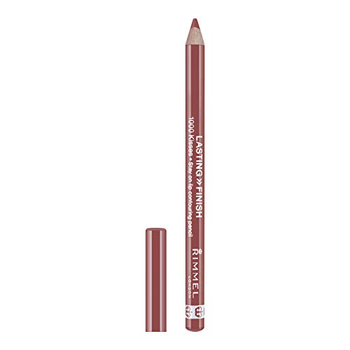 RIMMEL LONDON Lasting Finish 1000 Kisses Stay On Lip Liner Pencil - Spice