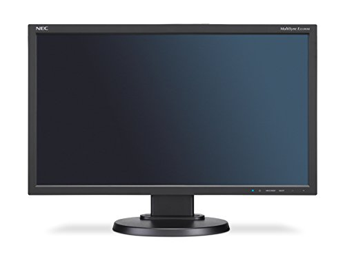 NEC E233WMi 58,42cm 23Zoll LCD Monitor with LED Backlight IPS Panel Resolution 1920x1080 DVI-D DisplayPort VGA Lcd-monitor Nec Display