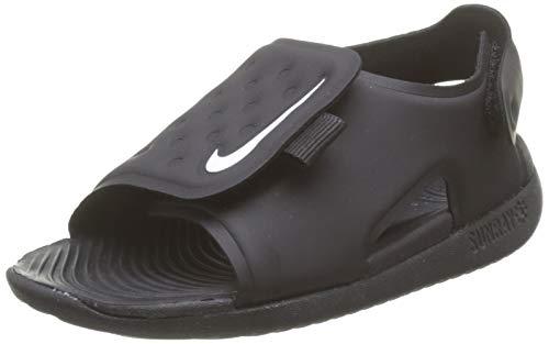 Nike Jungen Sunray Adjust 5 (TD) Gymnastikschuhe, Schwarz (Black/White 001), 23 1/2 EU