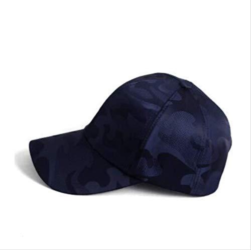 LJZXXK Sommer Herren Camouflage Camo Cap Cadet Wüste Camo Hut Mesh Baseball Cap Jagd Angeln Blank Desert Hat -