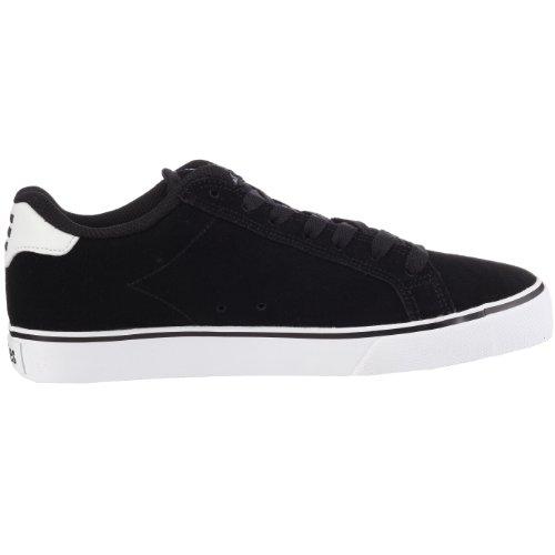 Etnies Fader Vulc, Chaussures de skate homme noir/blanc