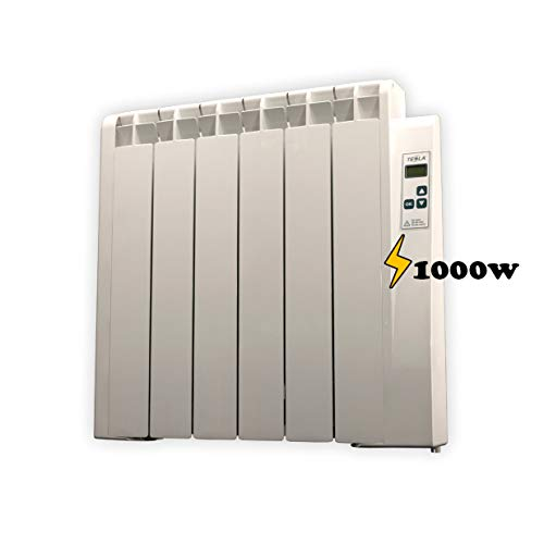 Farho Radiador Electrico Bajo Consumo 1000 W Tessla