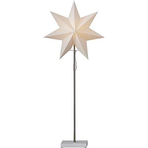 Star Standstern Totto, weiss, E14 Fassung, Papier