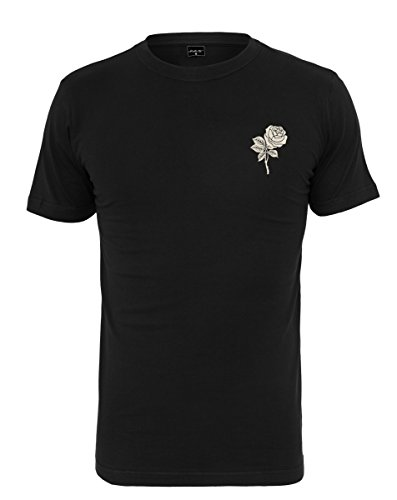 Mister Tee Herren Wasted Youth Tee T-Shirt, Black, L (Wasted Youth)