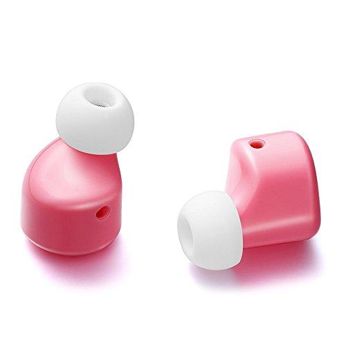 OPAKY Bluetooth-Kopfhörer Echter kabelloser Kopfhörer In-Ear-Stereo-Kopfhörer,für iPhone, iPad, Samsung, Huawei,Tablet usw.