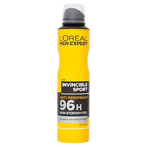 L'Oreal Men Expert Invincible Sport 96H Anti-Perspirant Deodorant 250ml