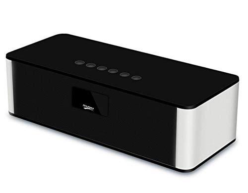 Altavoz Bluetooth de Escritorio Altavoz Dual Alta Potencia Ordenador Subwoofer Teléfono móvil...