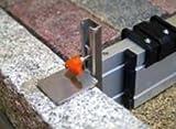 rabo Höhenanschlag stufenlos verstellbar 0-18cm, C-Schiene, Ersatzteil/Zubehör für verstellbare Abziehschiene