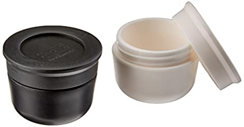 MB Temple S black+white - The sauce cups