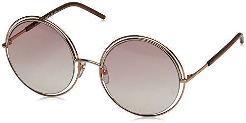 Marc Jacobs Damen MARC 11/S 05 TXA 56 Sonnenbrille, Gold Brown/Pink Beige,