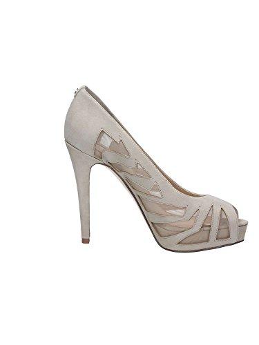 Guess Flham1 Sue07 Chaussures Décolleté femmes Beige