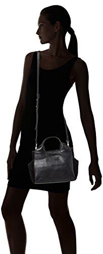 Clarks - Talara Wish, Henkeltasche Donna Nero (Black Leather)
