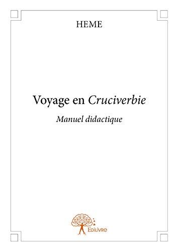 Voyage en Cruciverbie