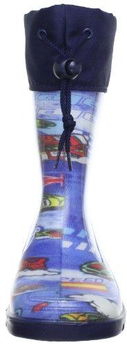 Romika 01014, Boots mixte enfant Bleu (Royal-Bunt 507)