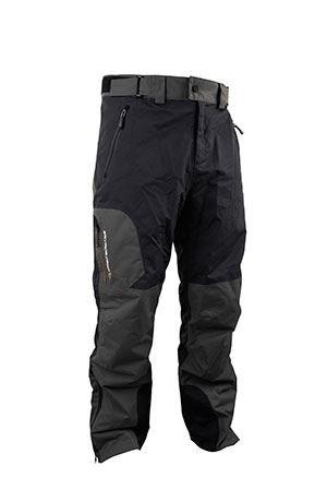 Savage Gear Black Savage Trousers Grey L Hose