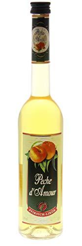 Peche d'Amour - Pfirsichlikör 18% - 0,5l