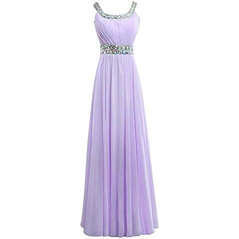 Orient Bride -  Vestito  - Senza maniche  - Donna