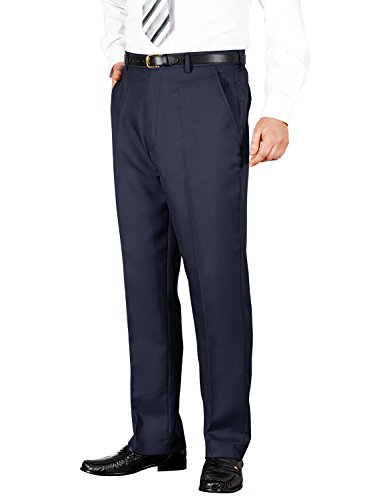 mens-quality-formal-smart-casual-work-trousers-home-office-navy-34x31