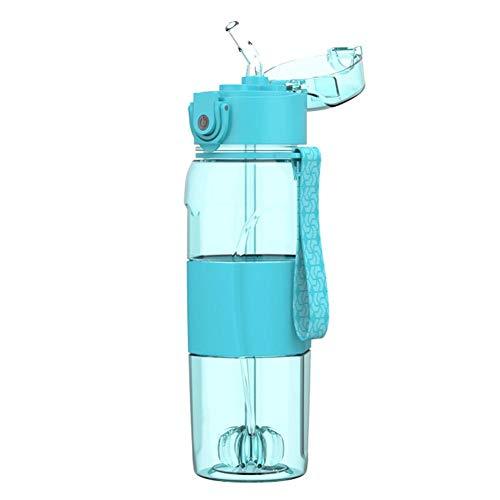 Stroh trägt die Flaschenraum-Schalen-Temperatur wahr, die Schale rüttelt