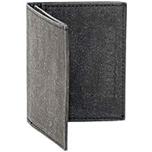 dd36766121ebe Extrem Kleiner dünner Geldbeutel mit Münzfach für vordere Hosentasche von  FRITZVOLD - Kleine Flache Geldbörse