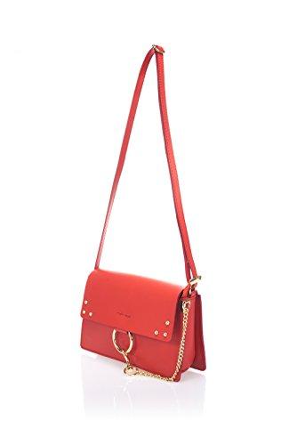 laura-moretti-rote-ledertasche-mit-kettenverschluss-satchels-stil