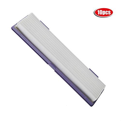 Jadpes HEPA-Filter, 10 Stück HEPA-Filter für Neatos