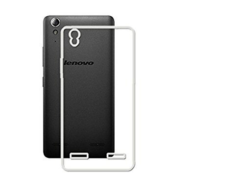 Generic For Lenovo A6000 Plus + Exclusive Soft Transparent Back Cover Case  available at amazon for Rs.121